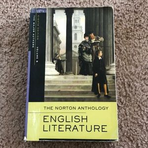 Other - 💜The Norton Anthology-English Literature💜